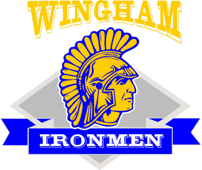Logo for Wingham Ironmen Jr C