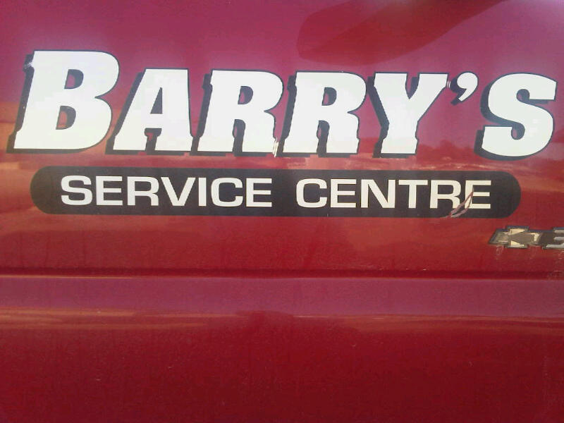 Barry's Service Centre
