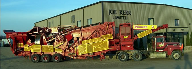 Joe Kerr Construction