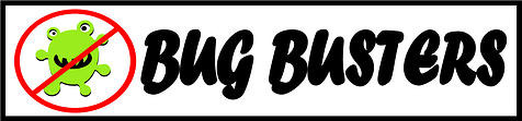 Logo for Bug Busters - Equip't Cleaning